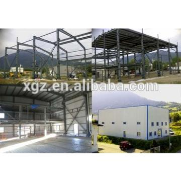 Steel Structure Steel Storage Warehouse In Algeria