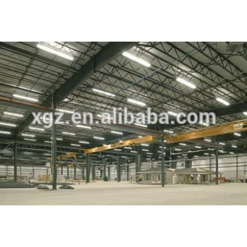 cheap steel workshop building/ large span steel frame structure warehouse/workshop steel structure drawing