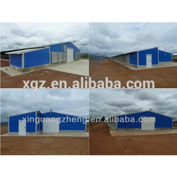 Professional design poultry house /chicken poultry house