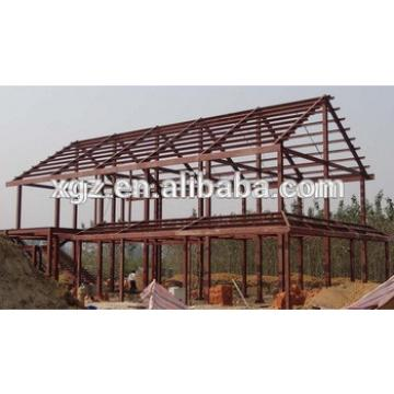 Light Steel Structure Building for Workshop/ Warehouse/Villa/Prefabricated House