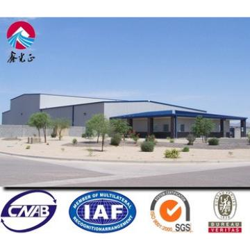 Light Steel Structure Food Warehouse Building
