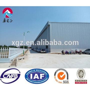 Steel Structure Construction Workshop Building