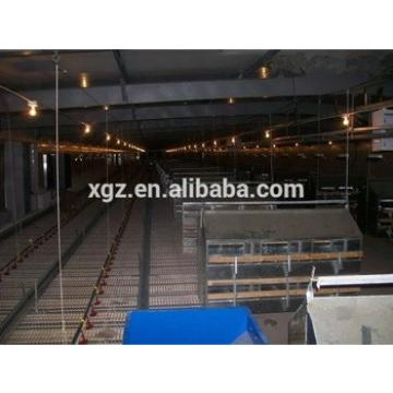 Automatic Prefab Poultry Breeder Sheds