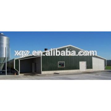 best price design modern chicken farm layer chicken poultry shed in south africa