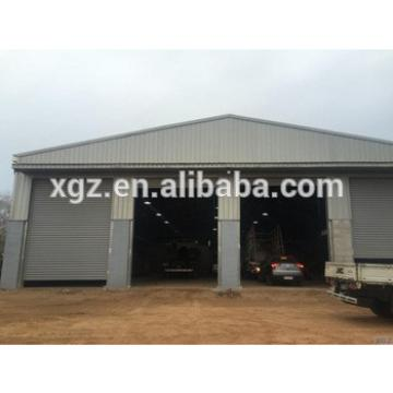 low cost fast install fabricated steel structure warehouses