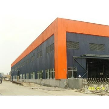 Economy Light Steel Structure Building for Workshop/ Warehouse/Villa/Prefabricated House