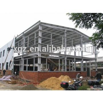Pre-fabricated warehouse steel factory shed design in Pakistan