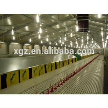 Poultry house equipment design for broiler chicken meat chicken