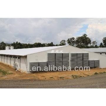 best price modern advanced chicken poultry shed design in africa