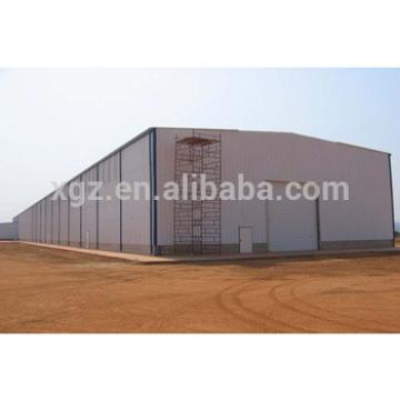 warehouse construction costs