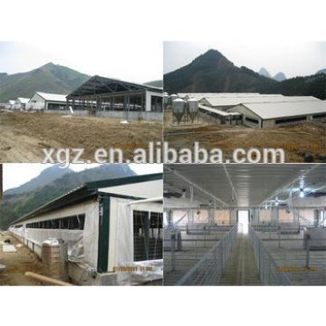 PREFABRICATED POULTRY FARM HOUSES