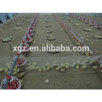 Pre-fabricated poultry sheds with good insulation