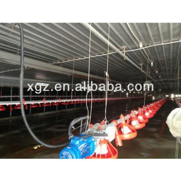 Chicken Shed / Poultry Farm / Chicken House