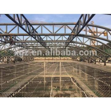 tube frame steel structure
