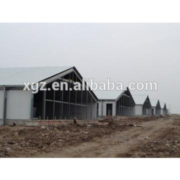 Chicken Poultry House Design and Equipments For Sale