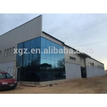 two storey steel building