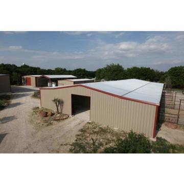 Steel Structure Storage Warehouse in Prefabricated Building