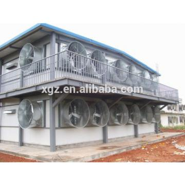 Two Storey Prefab Poultry farming sheds
