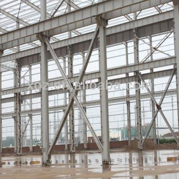 Easy to assemble and disassemble steel structure