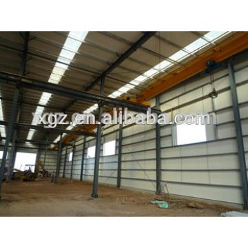 Prefabricated Steel Structure Building Construction Project