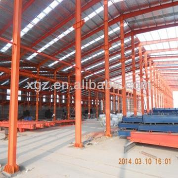 Construction Steel Structure Workshop Design