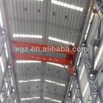 2014 new style steel factory overhead crane
