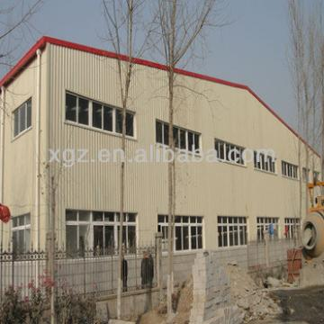 high strength metal structures for warehouses