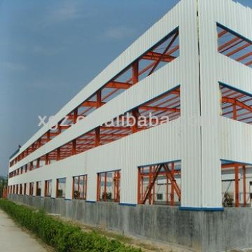 Earthquake proof light steel building