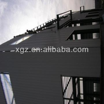 Cheap steel building showroom warehouse