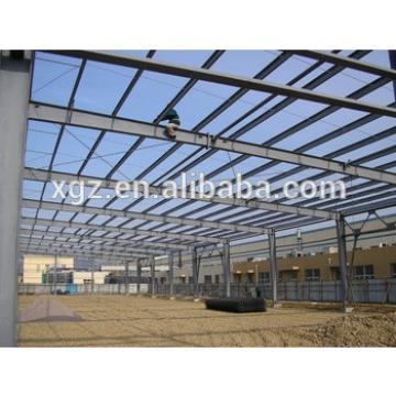 Metal building light steel structure