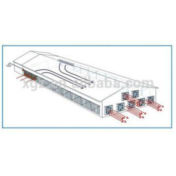 prefab automatic broiler poultry farm house design