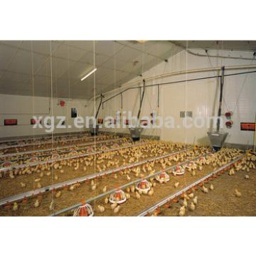 nice design chicken broiler poultry farm structures