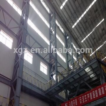 Steel structure fire eps sandwich panel warehouse