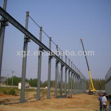 High quality steel construction building