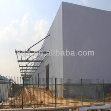 prefab economy shed steel structure