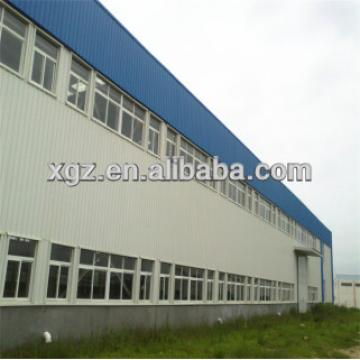 Steel Fabrication Structure Warehouse Project
