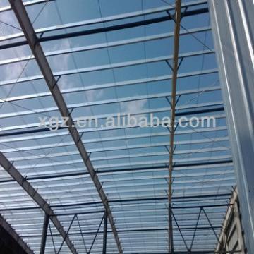 Prefabricated large sheds