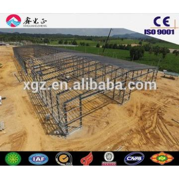 Ready made steel builders warehouse