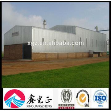Steel Structure Poultry Farm Sheep Shed