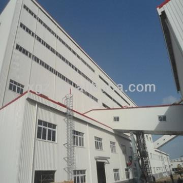 China cheap steel Multi-Storey prefabricated building