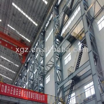 light steel structure workshop lightweight building material