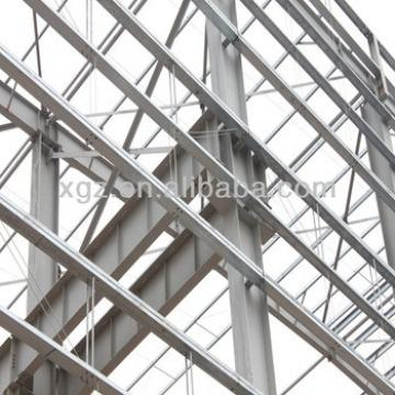 steel structure for thermal power plant