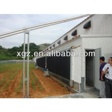modern low price broiler house