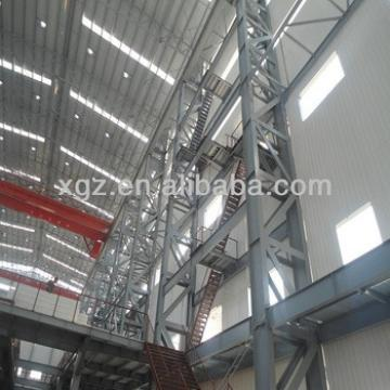 galvanized steel truss