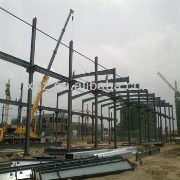 long-span buildings of steel structural