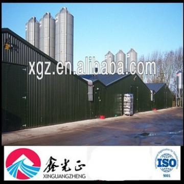 Teech Farm Poultry Shed