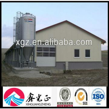 ISO & SGS & BV Poultry Farm / Chicken Farm / Chicken House