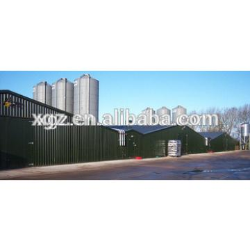 design modern nice appearance shed for poultry farm