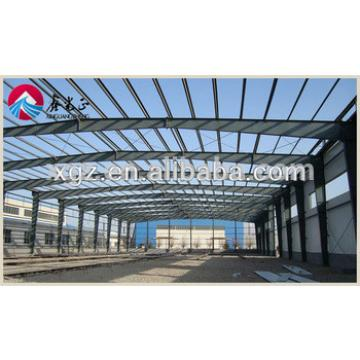 Steel structure hall show roon