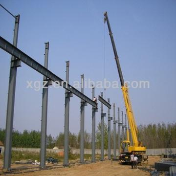 High quality steel support structure